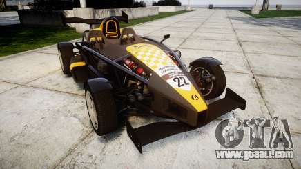 Ariel Atom V8 2010 [RIV] v1.1 Tool Safe for GTA 4