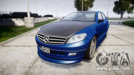 Benefactor Schafter Mercedes-Benz for GTA 4