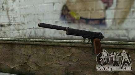 Silenced Colt45 for GTA San Andreas