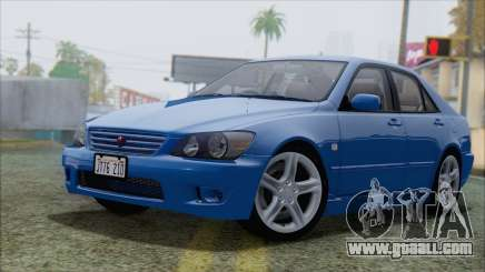 Toyota Height (RS200) 2004 (АПП) for GTA San Andreas