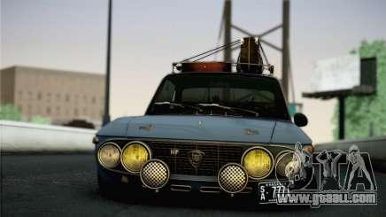 Lancia Fulvia for GTA San Andreas