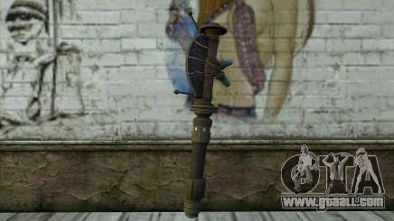 ProtonAxe From Fallout New Vegas for GTA San Andreas