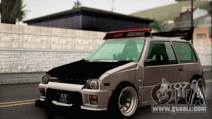 Daihatsu Mira Modified for GTA San Andreas