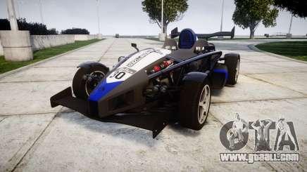 Ariel Atom V8 2010 [RIV] v1.1 Sheriftizer for GTA 4