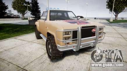 Vapid Bobcat Desert for GTA 4