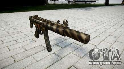 Gun MP5SD NA CS for GTA 4