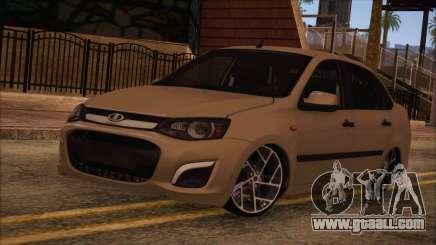 VAZ 2190 Lada Kalina-Grant for GTA San Andreas