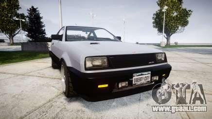 Dinka Blista Compact Sport for GTA 4