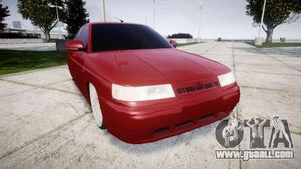 ВАЗ-2110 Bogdan rims2 for GTA 4