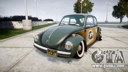 Volkswagen Beetle for GTA 4