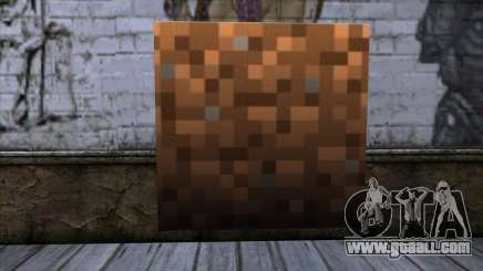 Block (Minecraft) v9 for GTA San Andreas