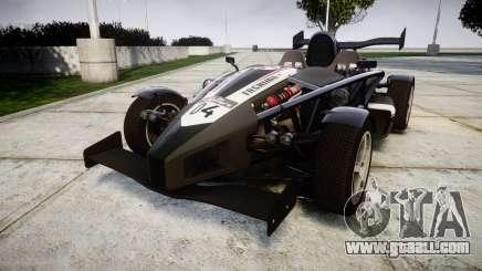 Ariel Atom V8 2010 [RIV] v1.1 Tashimo for GTA 4