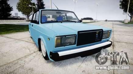 VAZ-2107 best model for GTA 4