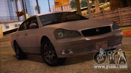 GTA 5 Intruder for GTA San Andreas