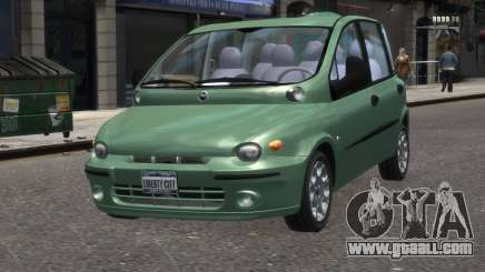 Fiat Multipla for GTA 4