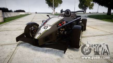 Ariel Atom V8 2010 [RIV] v1.1 Vollmer for GTA 4