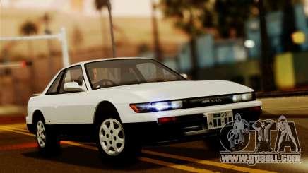 Nissan Silvia S13 1992 IVF for GTA San Andreas
