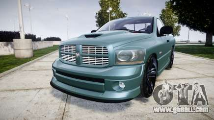 Dodge Ram for GTA 4