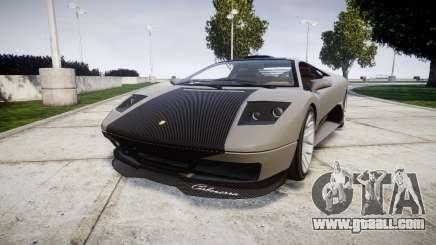Pegassi Infernus Carbonerra for GTA 4