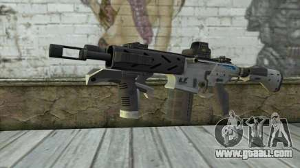 Peacekeeper from Call of Duty Black Ops II for GTA San Andreas