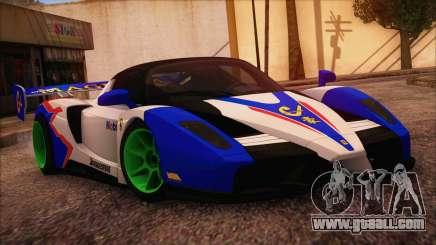 Ferrari Enzo Whirlwind Assault for GTA San Andreas