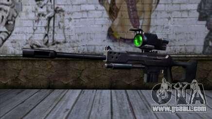 Sniper rifle (C&C: Renegade) for GTA San Andreas