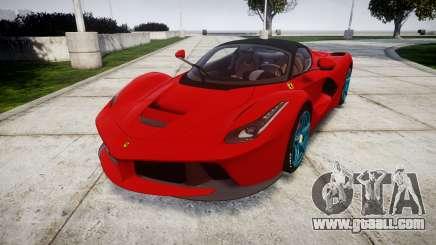 Ferrari LaFerrari 2014 [EPM] for GTA 4