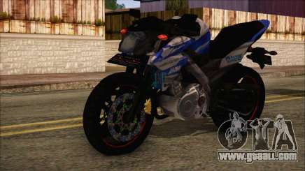 Yamaha V-Ixion GP Series for GTA San Andreas