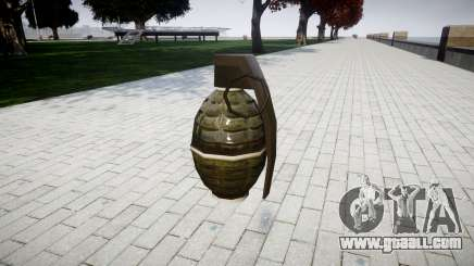 Pomegranate HD for GTA 4