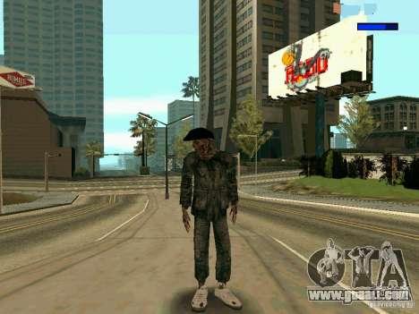 Cкин Benito из Stalker for GTA San Andreas