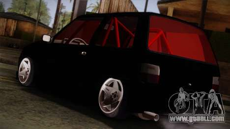 Perodua Kancil L2s v0.2 for GTA San Andreas left view