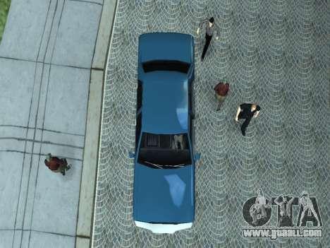 Beta Elegant for GTA San Andreas inner view
