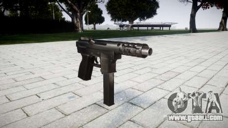 Self-loading pistol Intratec TEC-DC9 for GTA 4