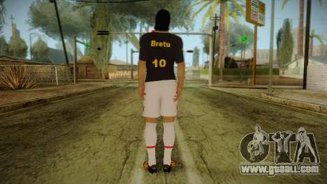 Footballer Skin 1 for GTA San Andreas second screenshot