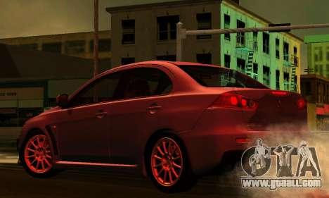 ENB Series for low PC 2.0 for GTA San Andreas sixth screenshot