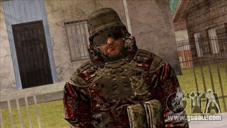 Outlast Skin 7 for GTA San Andreas third screenshot