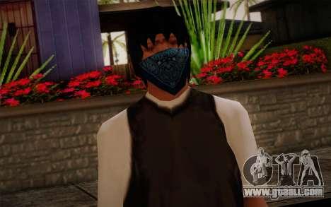 Ginos Ped 2 for GTA San Andreas third screenshot