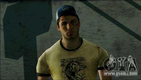Left 4 Dead Survivor 6 for GTA San Andreas third screenshot