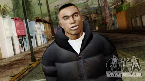 GTA 4 Skin 1 for GTA San Andreas third screenshot