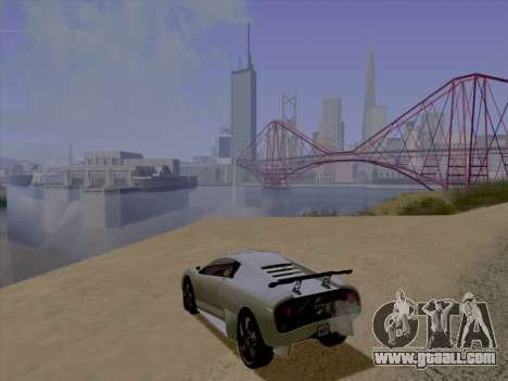 Jundo ENB Series for GTA San Andreas second screenshot