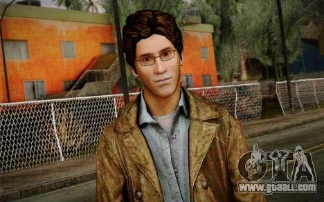 Harry Mason From SH: Shattered Memories for GTA San Andreas third screenshot