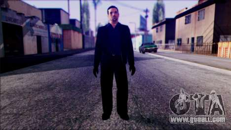 Russian Mafia Skin 5 for GTA San Andreas