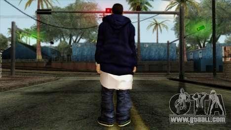 GTA 4 Skin 3 for GTA San Andreas second screenshot