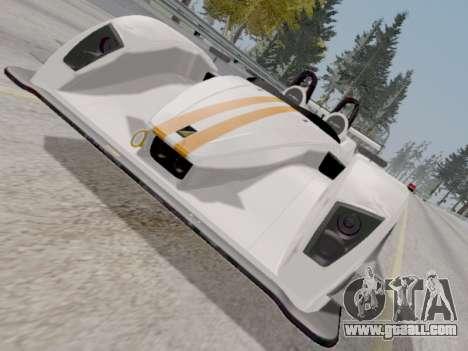 Jundo ENB Series V0.1 for weak PC for GTA San Andreas
