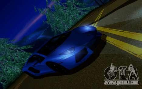 Krevetka Graphics v1.0 for GTA San Andreas eleventh screenshot