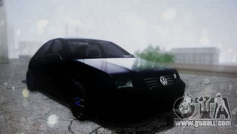 Volkswagen Bora for GTA San Andreas
