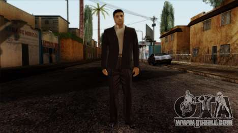 LCN Skin 5 for GTA San Andreas