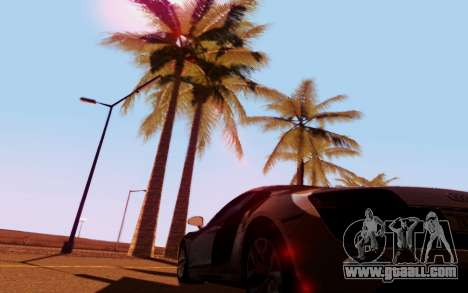 Krevetka Graphics v1.0 for GTA San Andreas third screenshot