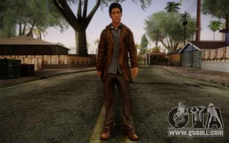 Harry Mason From SH: Shattered Memories for GTA San Andreas