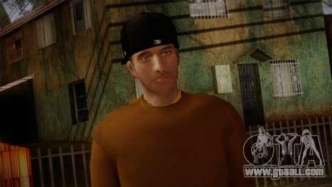 Gedimas Omyst Skin HD for GTA San Andreas third screenshot